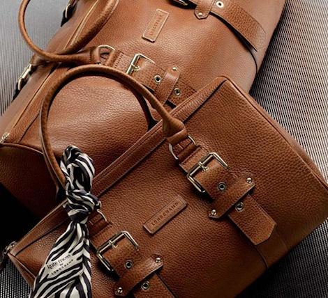 Longchamp Gloucester by Kate Moss