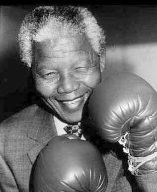 Happy Birthday Tata! | A true hero, an inspiration, a man of strength, made a remarkable change, Happy Birthday #Madiba, and thank you! | Twitter / cassy1611
