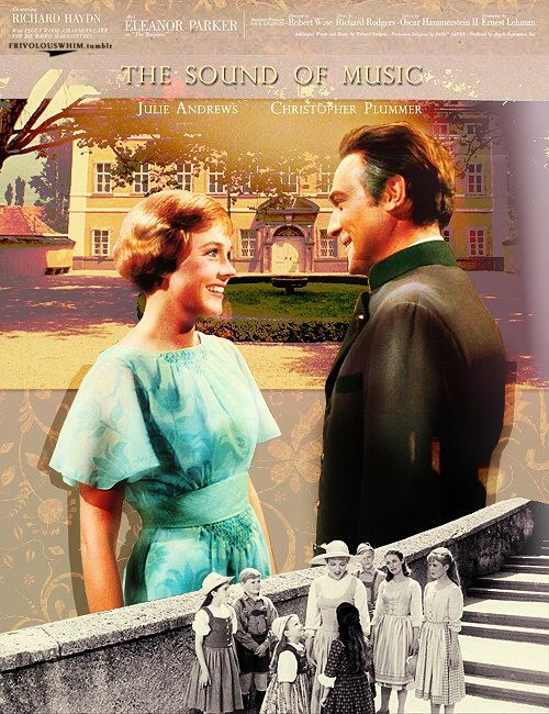 the sound of music essay What would a movie feel like without different light and sounds there would be no mood to the story of the movie tim burton uses different sounds/music and lighting.