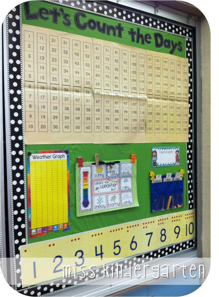 Calendar Math Binders Kindergarten : Best images about calendar on pinterest teaching