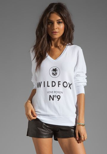 A cute jumper to wear with tights or over a bathing suit.  Pinned from revovleclothing.com, brand: Wildfox