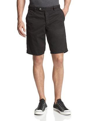 59% OFF Original Paperbacks Men's Miami Flat Front Bedford Short (Black)