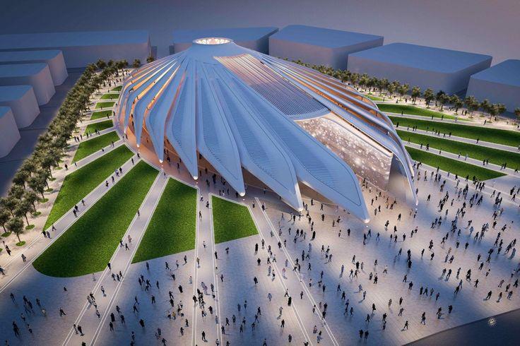 Santiago Calatrava , arhitectul de origine spaniola, a fost ales pentru proiectarea pavilionului national al Emiratelor Arabe Unite din cadrul expozitiei Dubai 2020. Proiectul propus de acesta capa…