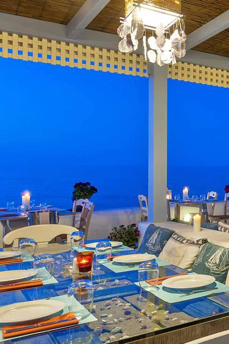Delfini Beach Hotel in Rethymno Town, Rethymno