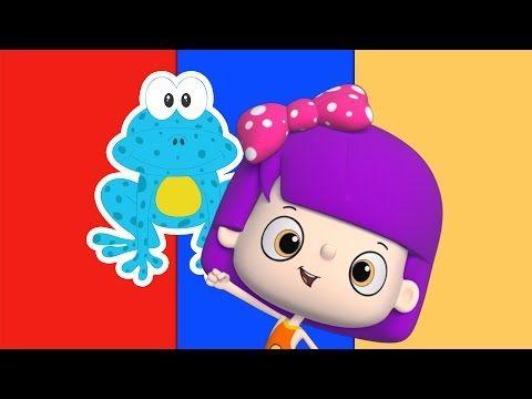 Five little speckled frogs #kidsrhymes #nurseryrhymes #babysongs #babyrhymes #rhymesforchildren