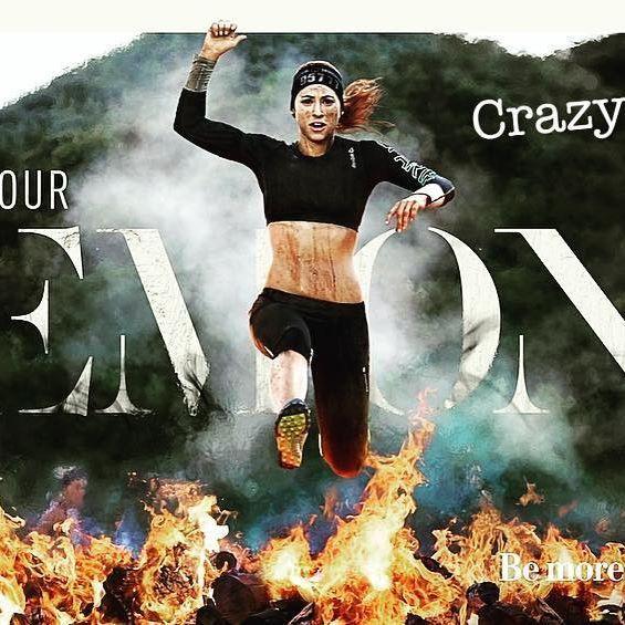 It's you between then!!! Be more human# Crazyselfit.com Reebok Crossfit partner Greece.