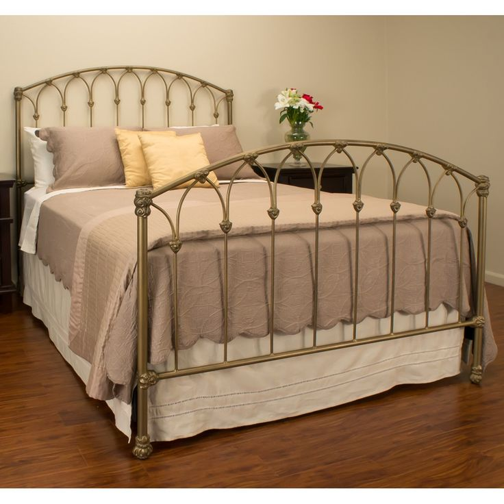 Oxford Iron Bed