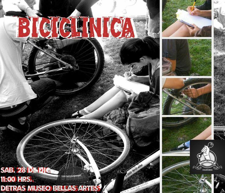 BICICLINICA DE LOS INOCENTES