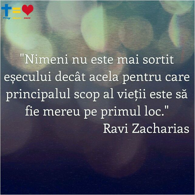 https://www.facebook.com/praysharelove/ #RaviZacharias #God #Dumnezeu #praysharelove