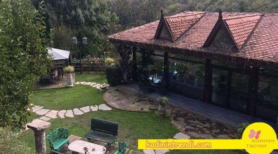 Cesur ve Güzel Çiftlik Evi Dekorasyonu - KADININ TRENDİ