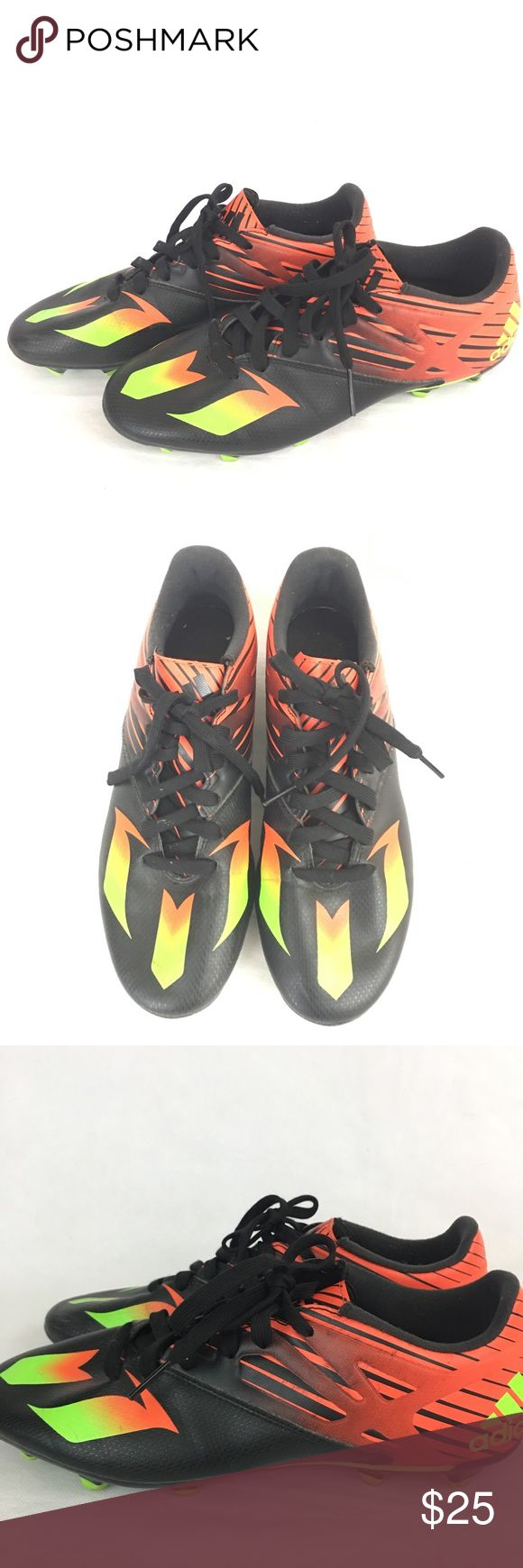 Adidas Messi Soccer Cleats Shoes Men's Soccer Cleats shoes. Size 9. Style AF4852. Good condition. adidas Shoes Athletic Shoes