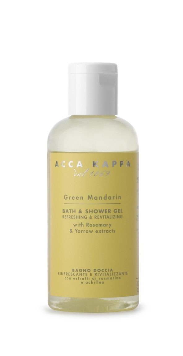 Acca Kappa  Gree Mandarin  Bagno Doccia  http://www.accakappa.com/it/c/3/corpo.html