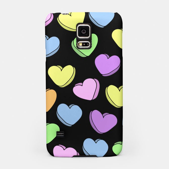 Valentine's Hearts Samsung Case, Live Heroes