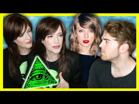 CELEBRITY CONSPIRACY THEORIES with SHANE DAWSON - YouTube