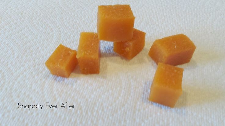 Snappily Ever After: Homemade 3 Ingredient Fruit Snacks