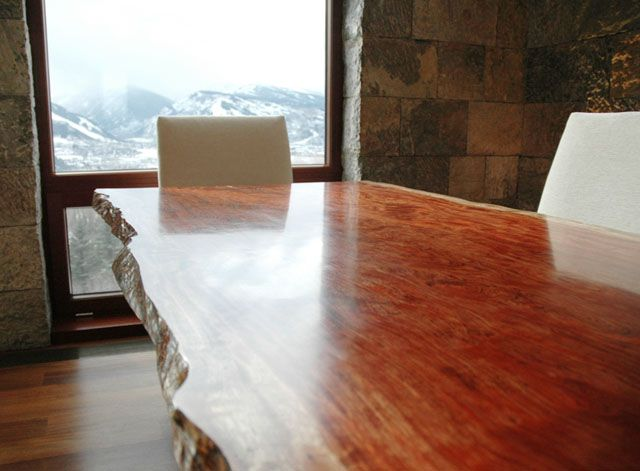 14 Best Custom Made Dining Tables Images On Pinterest  Dining Best Custom Made Dining Room Tables Review