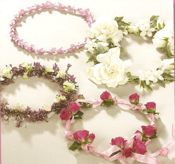 1000 Ideas About Flower Crown Hair On Pinterest