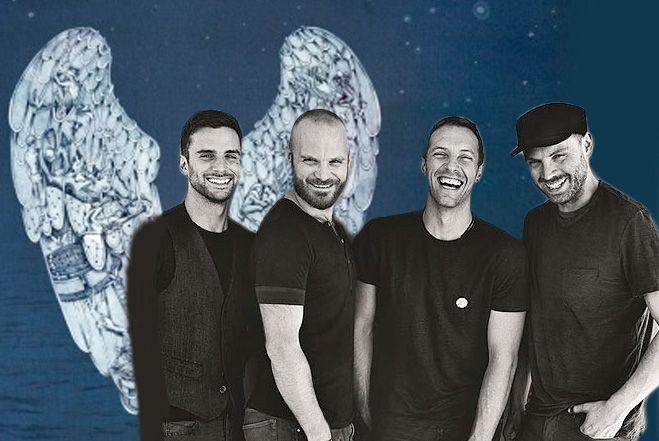 アルバム5作で全世界売り上げ5,500万枚以上を記録しているアーティストグループ・コールドプレイ