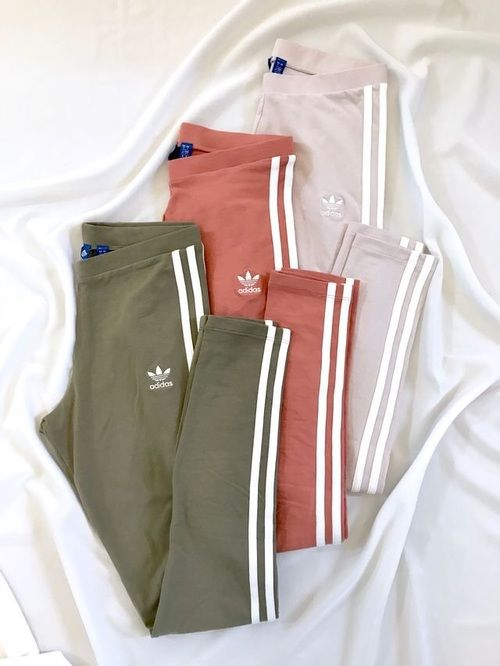 Addidas skinny joggers, pair these up with a tee for a casual comfy look.