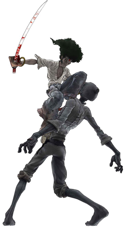 Afro Samurai, Willex Tr S,