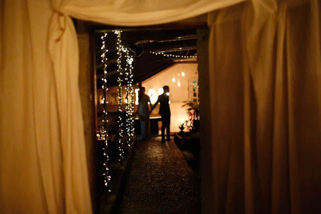 La boda botánica de Alba y Fernando en Vigo Bodas Huis Clos