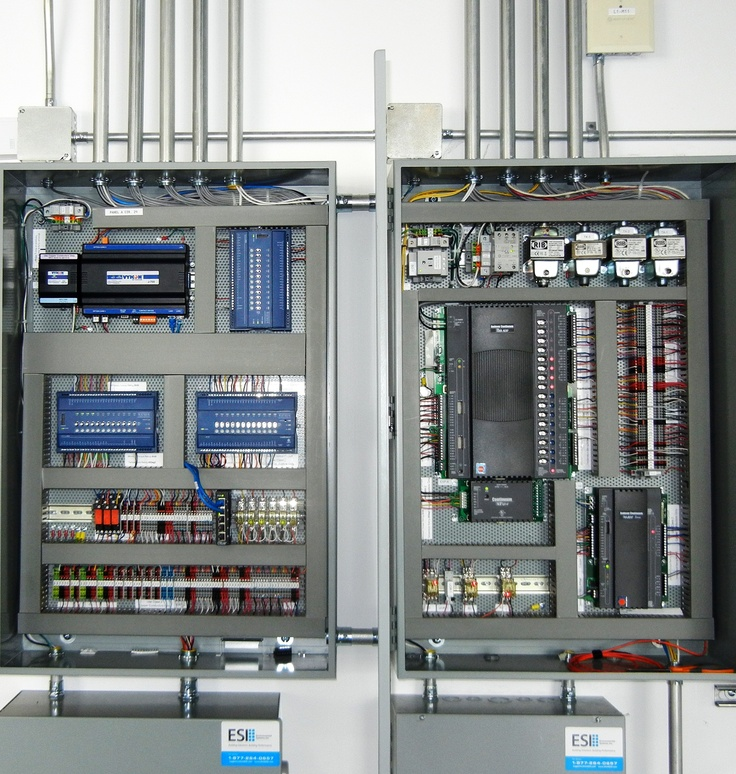 Theater Light Control System: Building Automation Control Box
