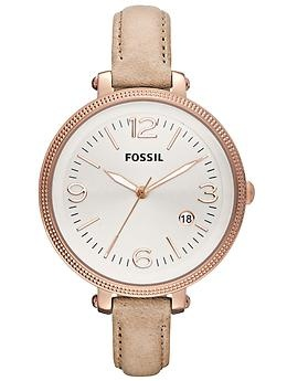 Fossil Heather | Piperlime: Woman Watches, Fossil Watches, Women Watches, Leather Watches, Fossil Heather, Leather Straps, Hands Leather, Fossil Women, Women Heather