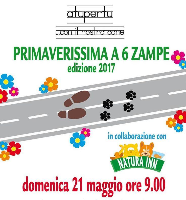 21/5 gli #attivisti di #LNDC #Foligno (PG) vi invitano a Primaverissima a #6zampe