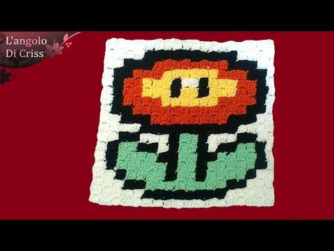 1723 melhores imagens de schemi e tutorial crochet no - La piastrella 97 ...