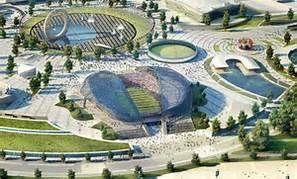 Sochi 2014 Olympic Stadium - Bing Images