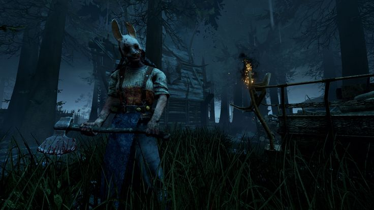 Dead By Daylight's Next Killer, The Huntress, Hits PC On Thursday