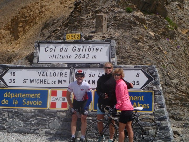 Tick another mythical climb from the Tour de France off your bucket list