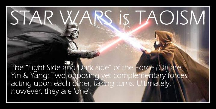 Star Wars is Chinese Taoism