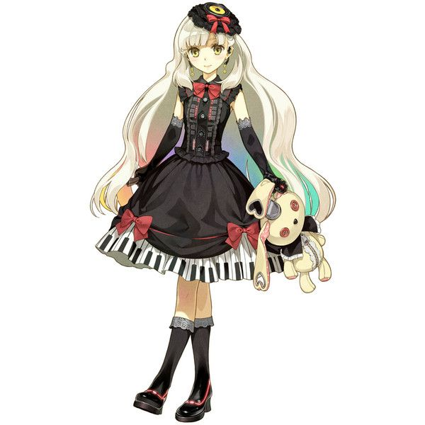 MAYU ❤ liked on Polyvore featuring anime, vocaloid, anime girls, character, manga and filler