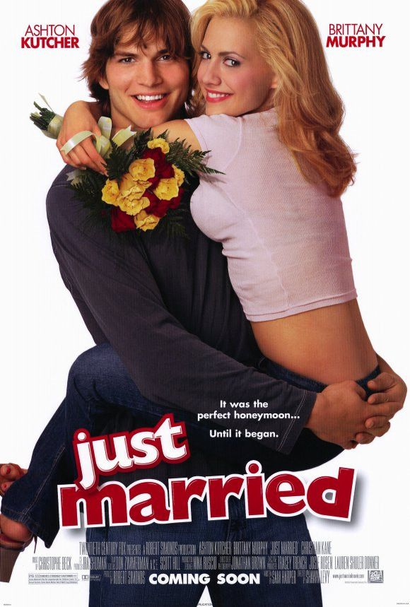 Just Married 27x40 Movie Poster (2003)