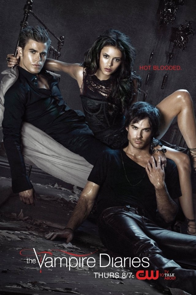 I'm a huge Buffy fan but this is NOT Buffy it's even better!  Two hot vampires want the same girl!  What's better than that!  But the show its self is amazing too.  The characters never stop surprising me and the story is really interesting.  It's in the 3rd season now and I STILL love it!