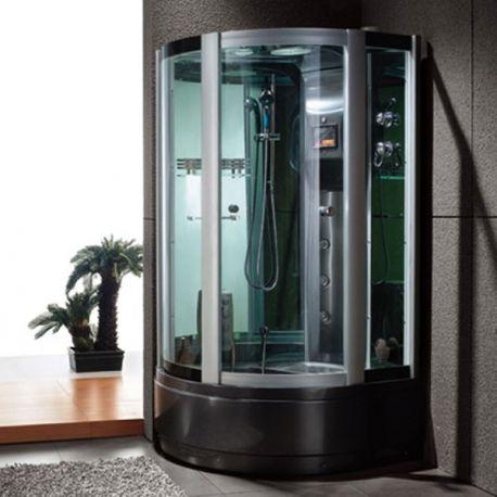 Les 25 meilleures id es de la cat gorie cabines de douche sur pinterest pet - Cabine de douche avec musique ...