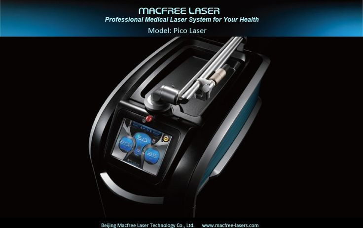 2016 Hot selling pico laser /picosecond tattoo removal/1064 nm 532nm 755nm CE approved