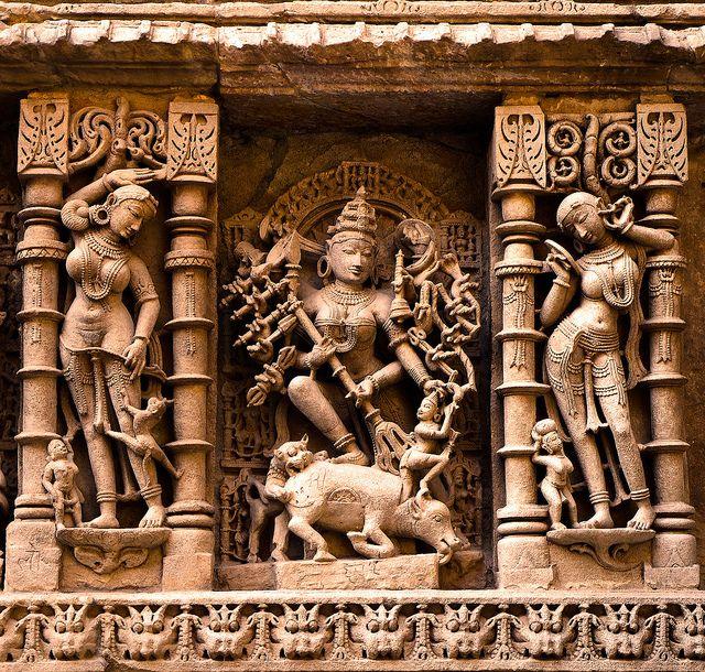 Sculpture of Goddess Kali | Flickr - Photo Sharing!