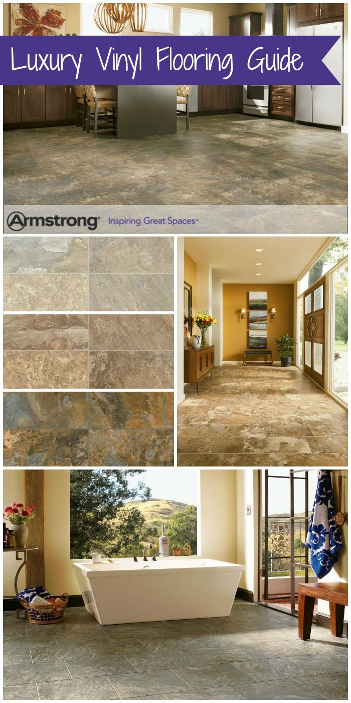 Get All The Info You Need About Alterna And Luxury Vinyl Tile From  Armstrong.
