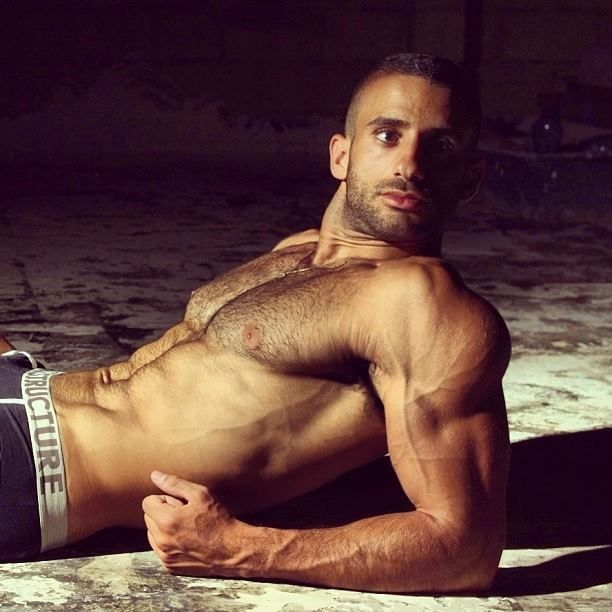 hot sexy middle eastern guys