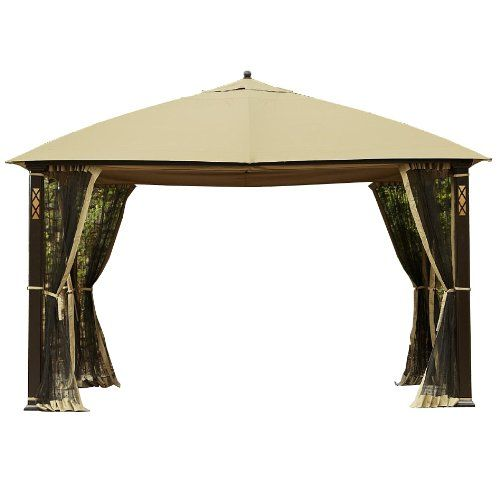 Cedar River Gazebo Replacement Canopy RipLock 350