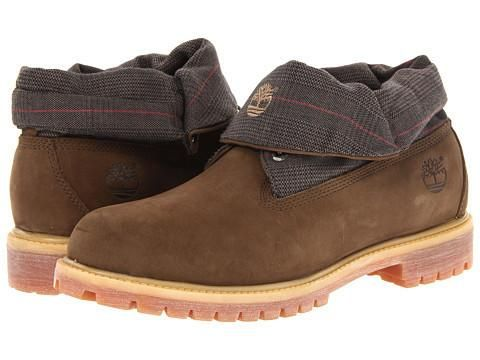 #Beso Timberland Roll-Top Boot Men's at 6pm.com