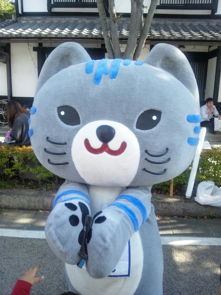 さばトラななちゃん(Sabatorananachan),ゆるキャラ祭 in HIKONE 2011