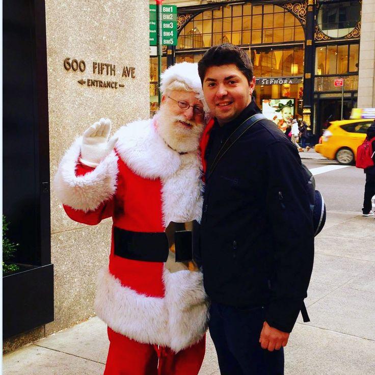 #happy #hollidays #merrychristmas #craciun #2017 #nyc #newyork #missmylove #christmastree #christiantudortcg