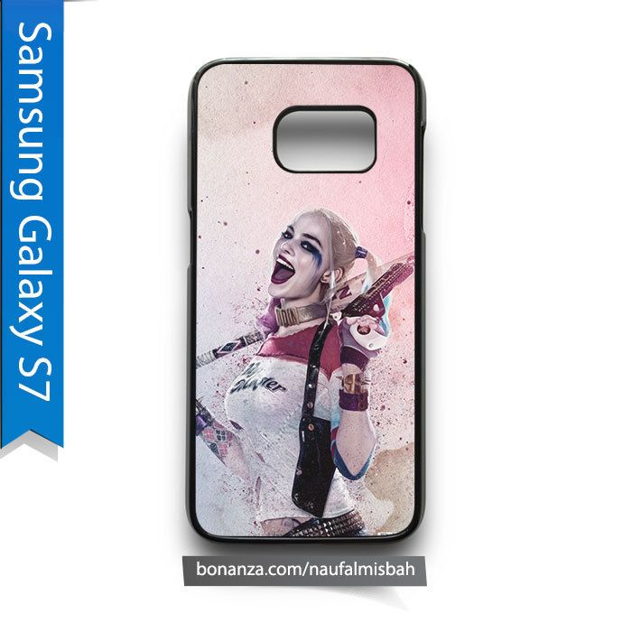 Harley Quinn Suicide Squad Samsung Galaxy S7 Case Cover