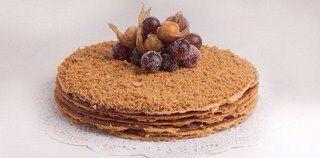 Tartaleta de Arequipe #americancheesecake