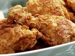 Fried Chicken Recipe, almost like my Mom's fried chicken...11/16/13