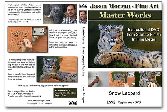my new wildlife art DVD :) http://www.jasonmorgan.co.uk/