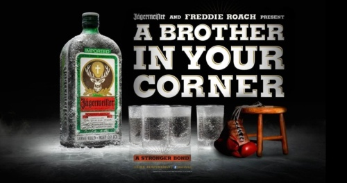 "Jagermeister is proud to announce ""A Brother in your Corner,"" a social responsibility campaign and consumer competition with legendary boxing trainer, Freddie Roach ."